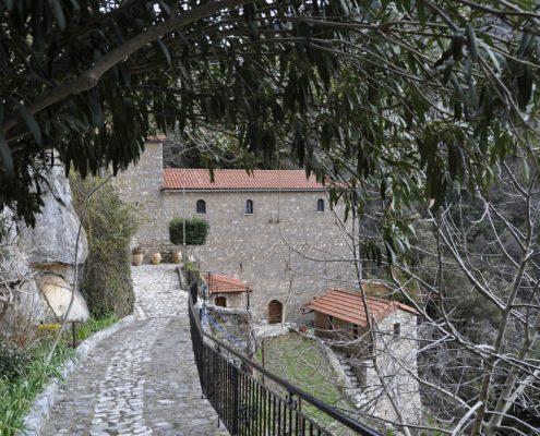 Aimialon Monastery Dimitsana