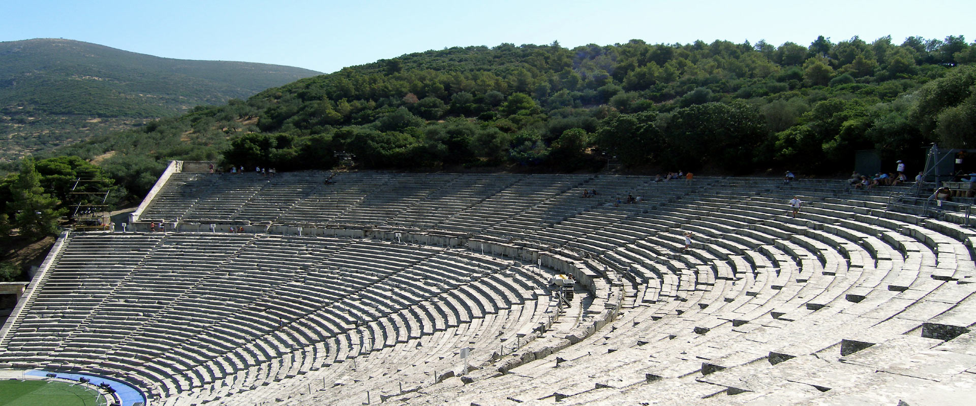 Epidavros Epidaurus - Private tours Athens Greece