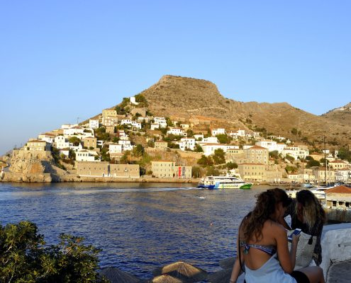 Hydra Island Private Tour