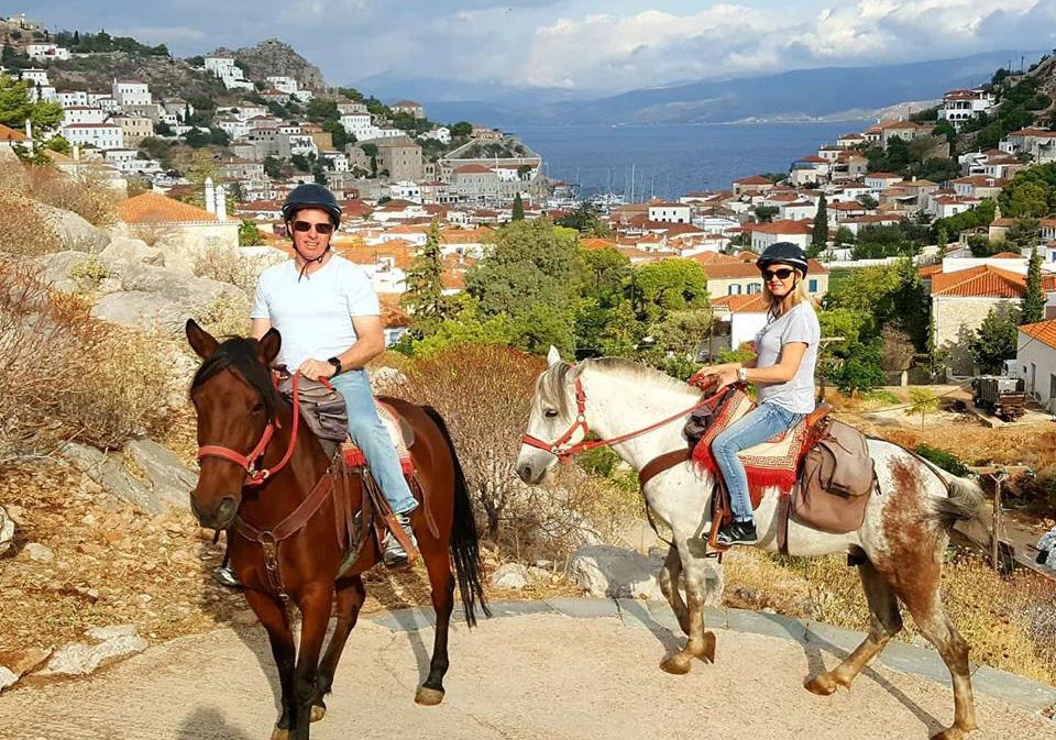 Horses - 3day tour