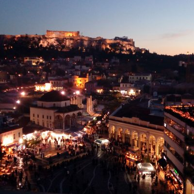 Athens private transfer
