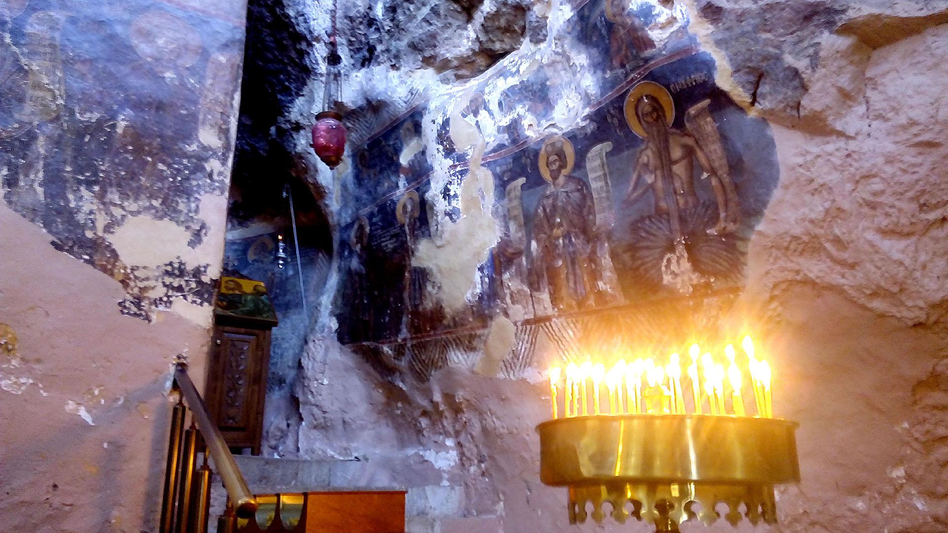 Prodromou Monastery Day Tour
