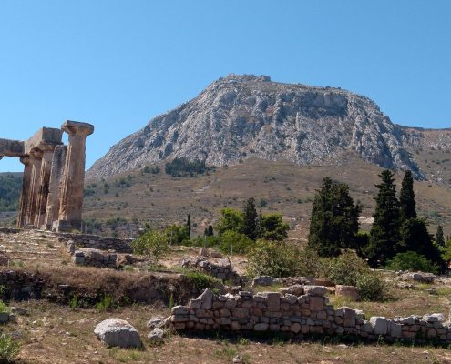 ancient Corinth private tour