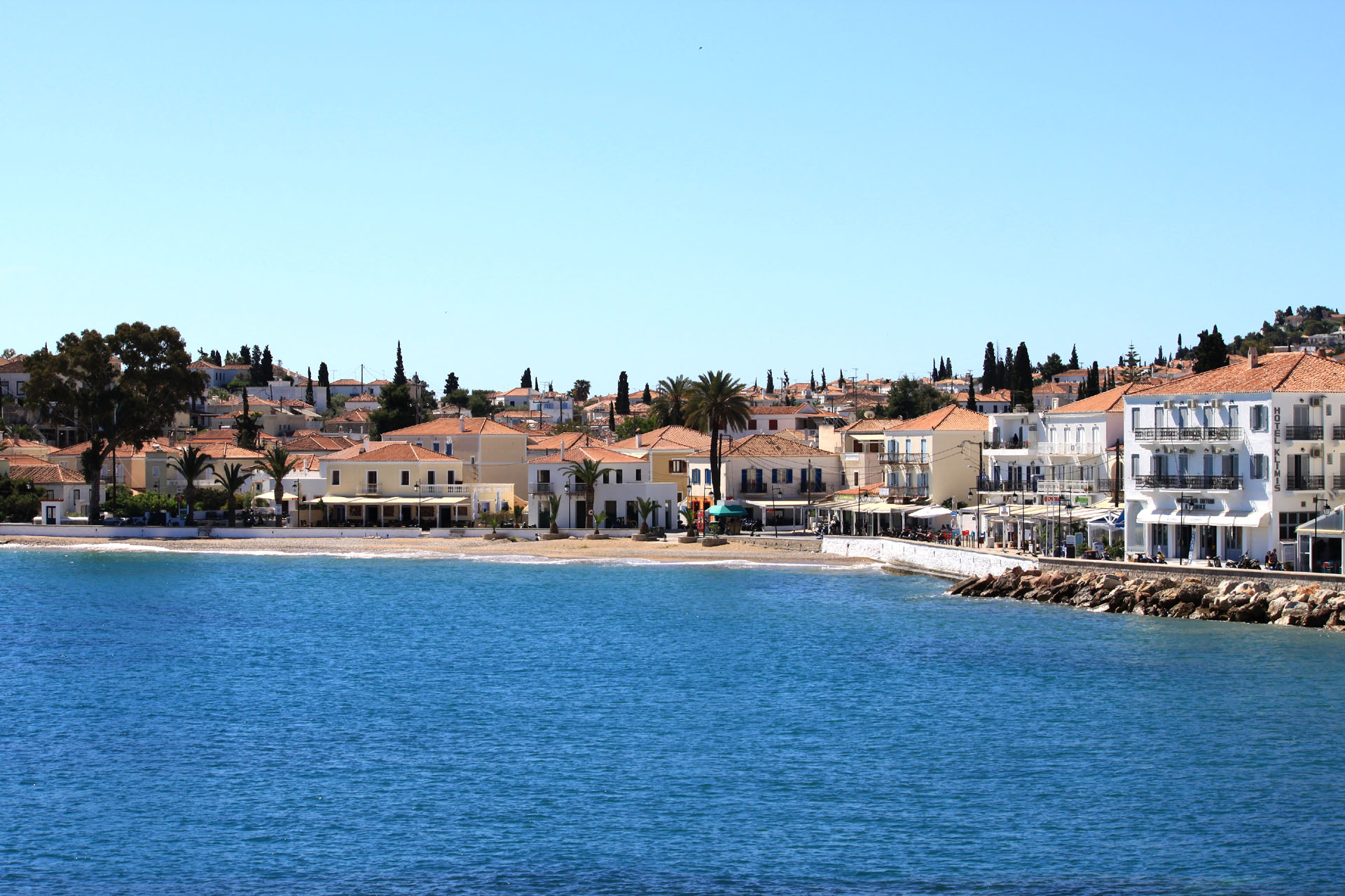 Spetses Island Private Tour