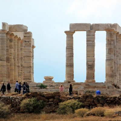 Cape Sounion & Temple of Poseidon