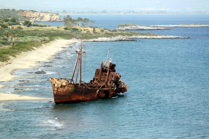 Mani boat
