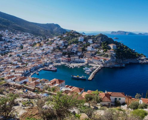 Hydra Island - Private tour Athens Greece