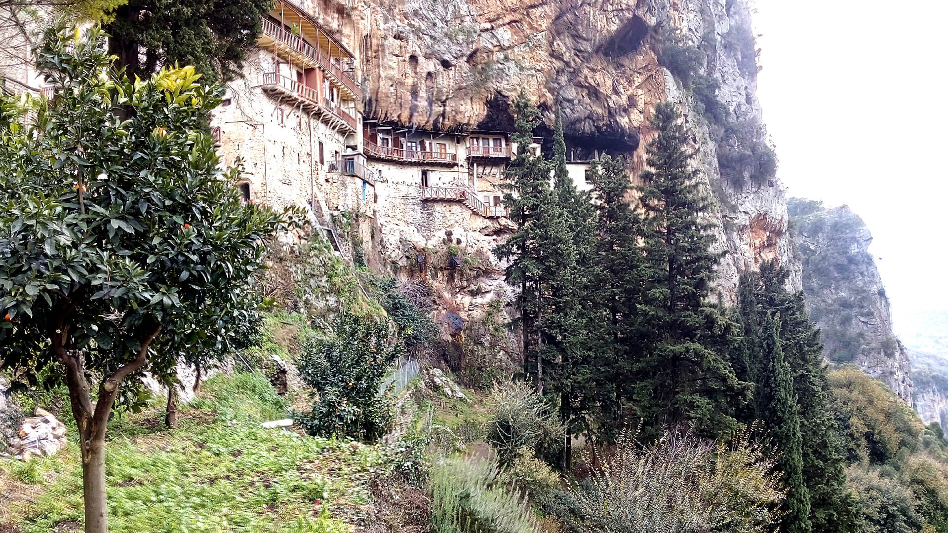 Prodromou monastery - Private tour Athens