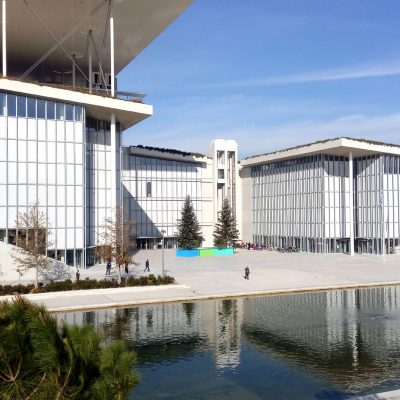 Stavros Niarchos foundation - Private tours Athens Greece