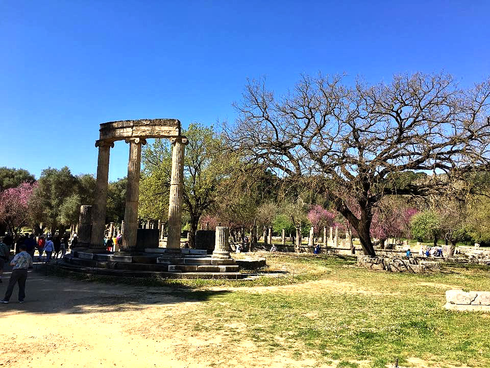 Olympia Private two day tour from Nafplio
