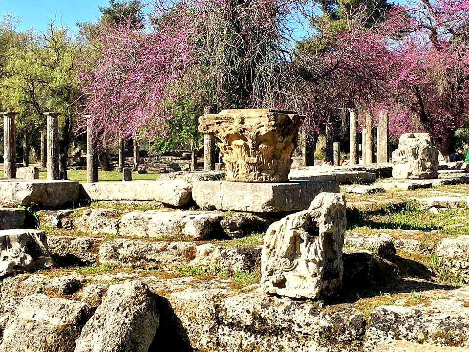 Olympia Private two day tour from Athens