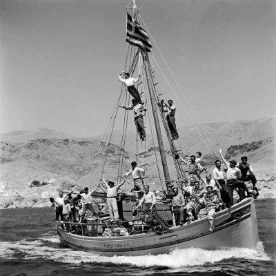 boat Hydra
