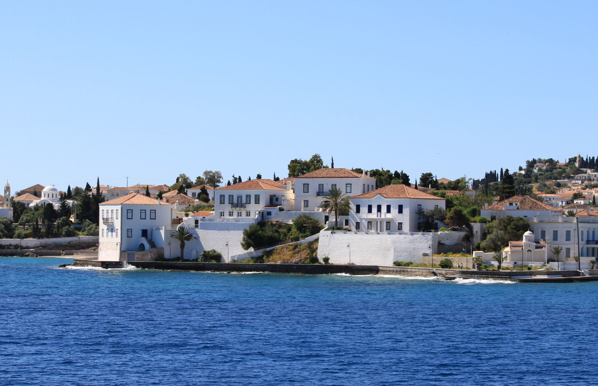 Spetses Island Private Tour - Private tour Athens Greece