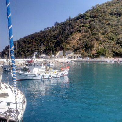 Tyros seaside town