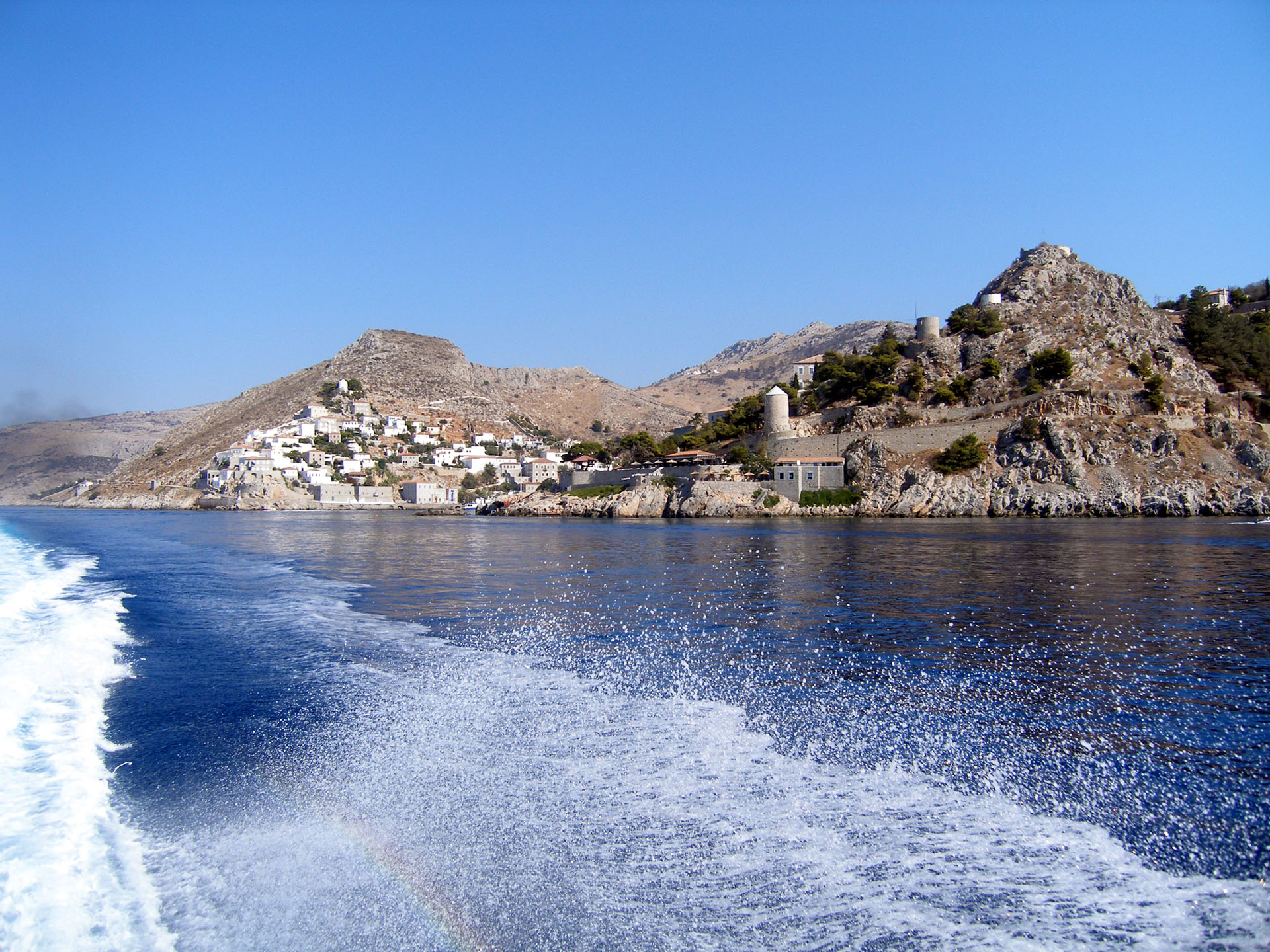 Hydra Island Private Tour