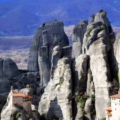Delphi Meteora tour Athens