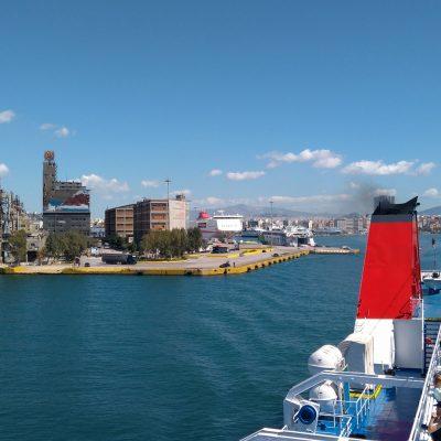 piraeus boat aegina