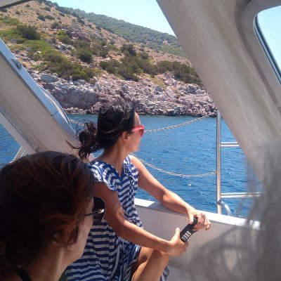 Hydra boat tour