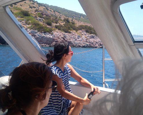 Hydra boat tour