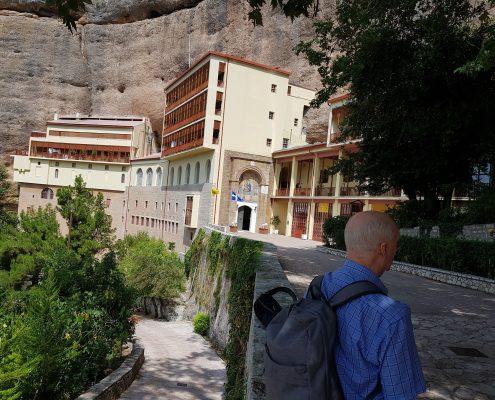 mega spilaio monastery