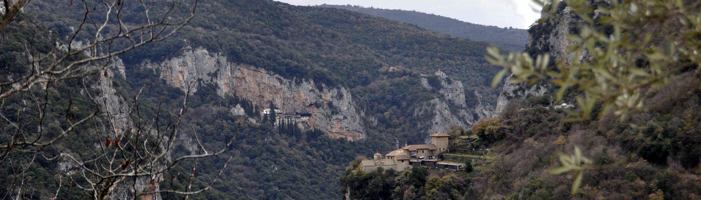 monastery dimitsana