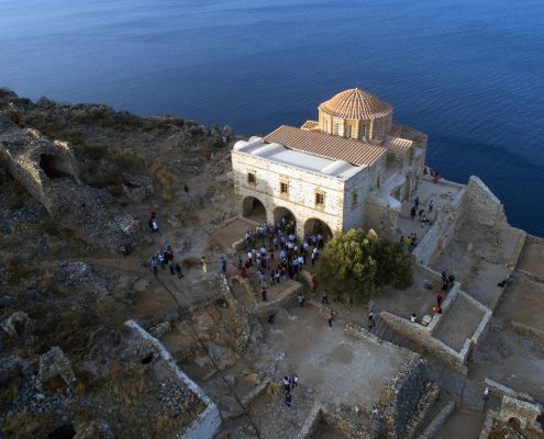 monemvasia water church