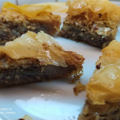 food baklava