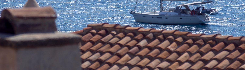 monemvasia water boat