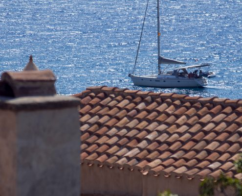 monemvasia water boat