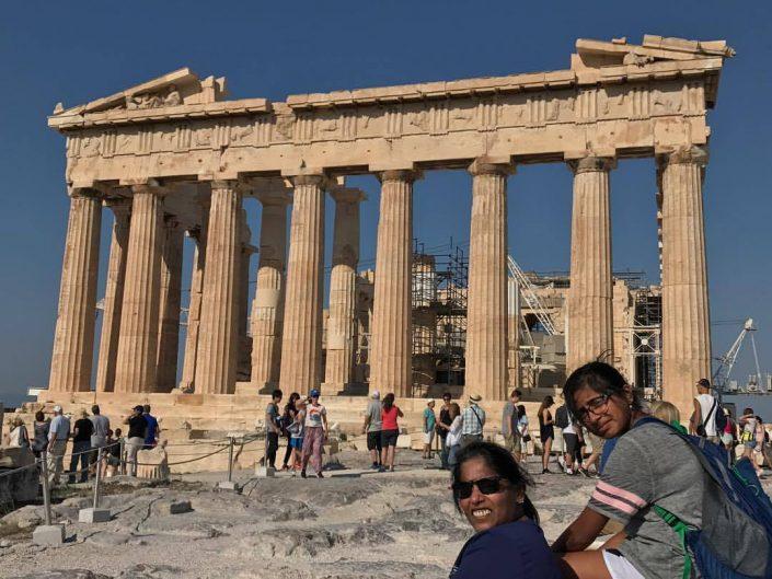 people Acropolis