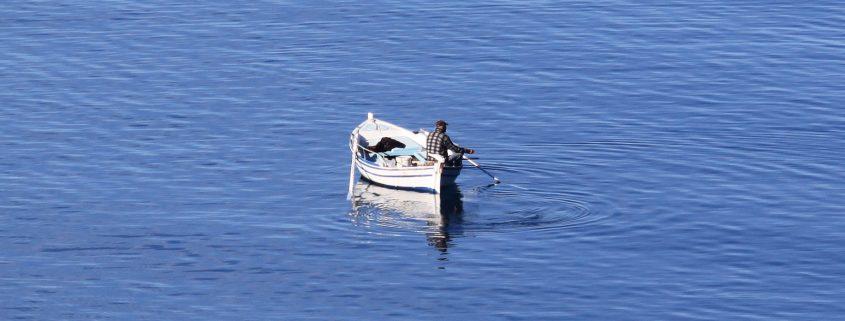 ermioni water boat people