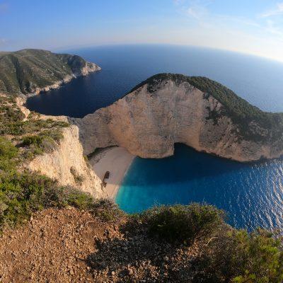 Zakynthos island Navagio