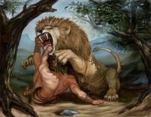 nemea lion hercules mythology